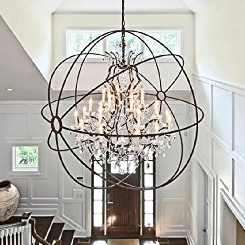 Amia 6 Light Globe Chandelier In 2020