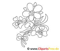 blumen malvorlagen kostenlos zum ausdrucken | kostenlose