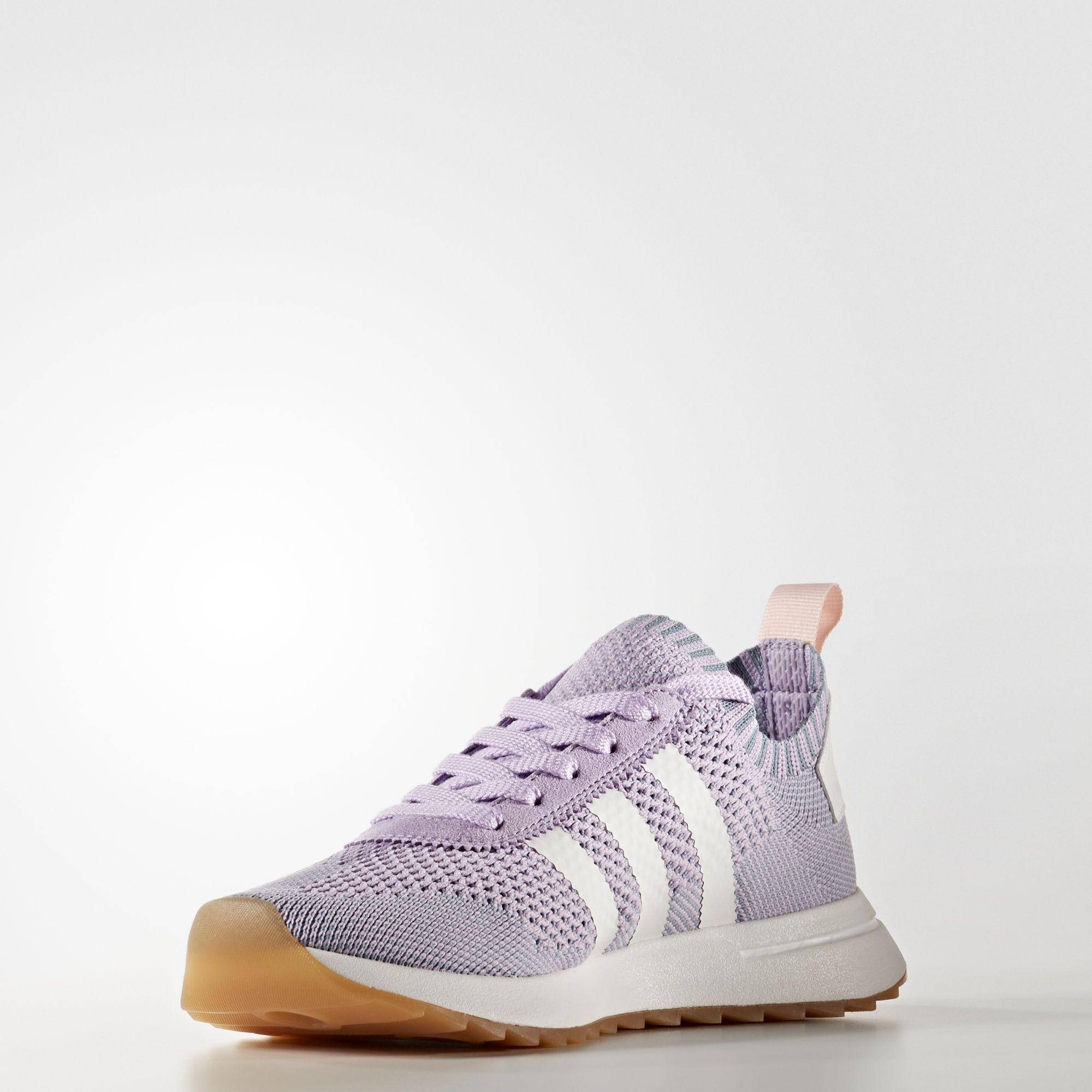 Adidas flashback primeknit donne alte scarpe adidas, viola