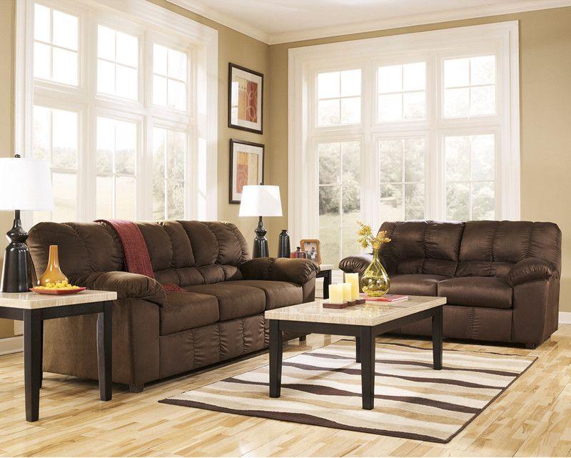 Dominator 2 Piece Signature Design by Ashley Living Room Set dream