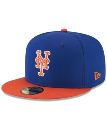 New Era Boys  New York Mets Batting Practice Prolight 59FIFTY Fitted Cap -  Blue 6 1 2 972513ced5bc