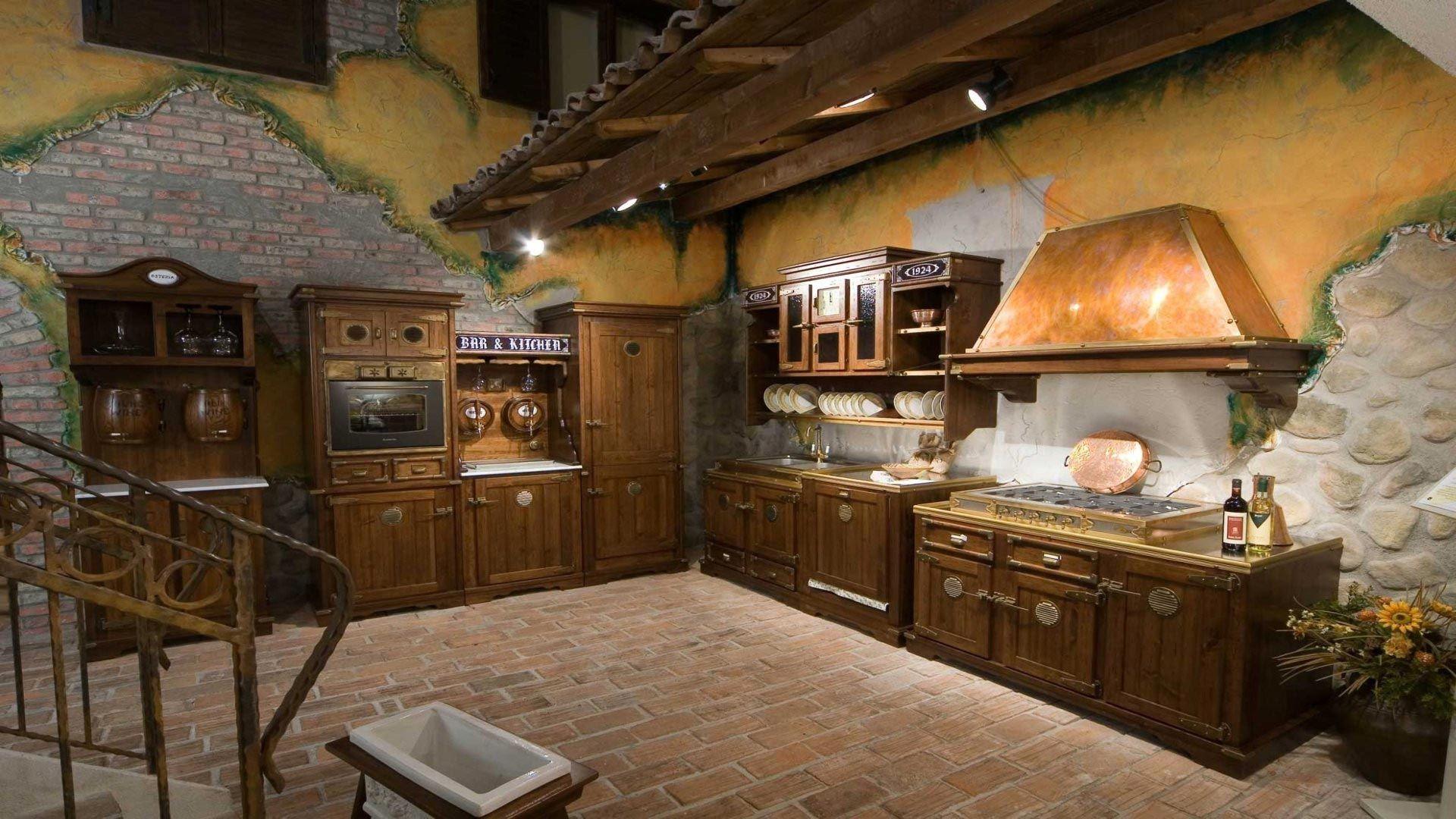 Cucina western cucina rustica il borgo antico cucine pinterest cucine e cucina - Cucine del borgo ...