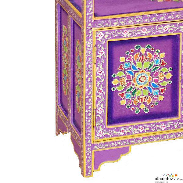 muebles de pino pintados a mano - Buscar con Google | Furniture ...