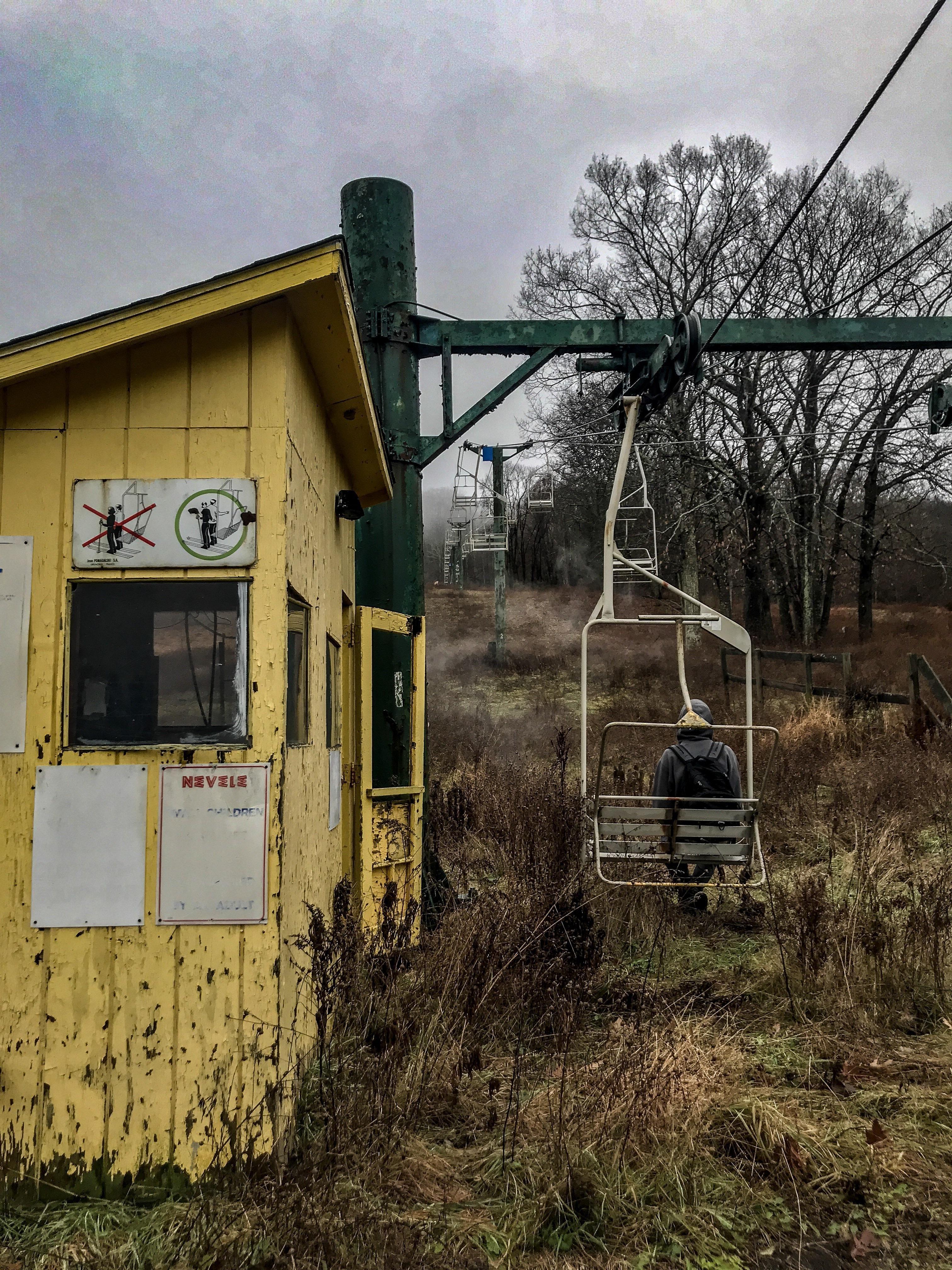 abandoned ski resort [600x800] | abandoned in 2019 | abandoned