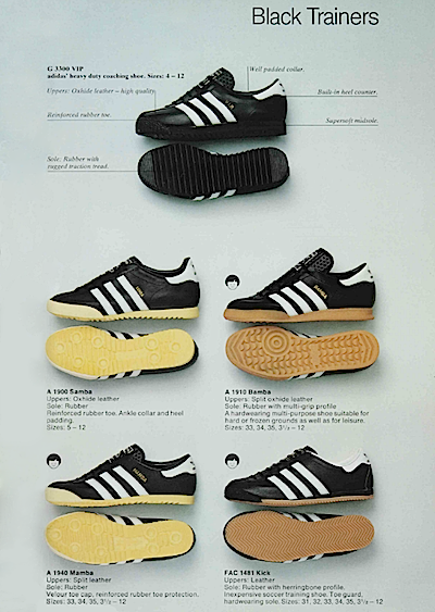 the latest 523f1 61081 adidas Black Trainers 1980 | My Style in 2019 | Mens boots ...
