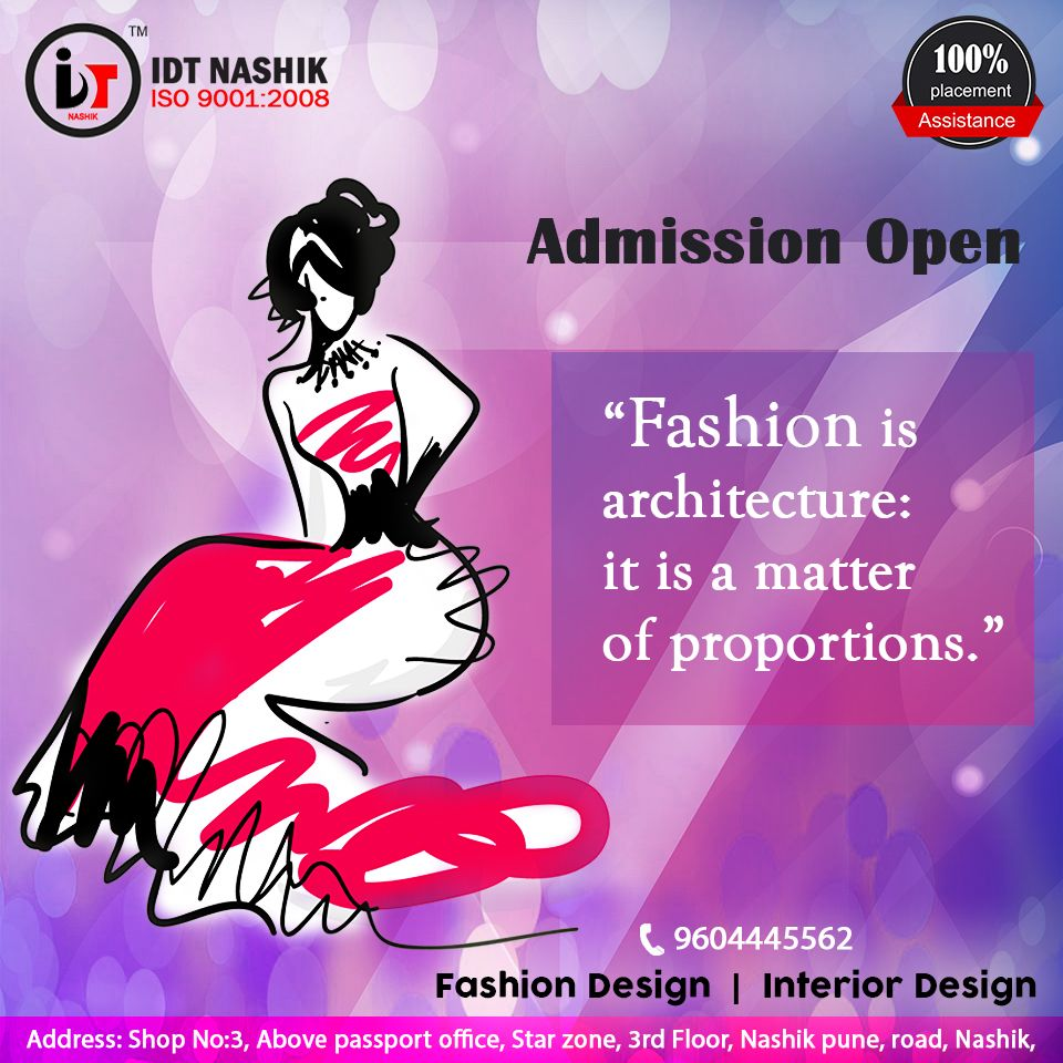 We Are Idt Nashik An Interior Designing Institute In Nashik Nashik My Design Design
