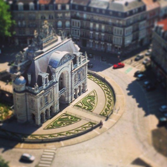 Clara Delcroix On Instagram La Porte De Paris à Lille Vue Depuis Le Beffroi Lille Rijsel Lille Portedeparis Photooftheday Instad Lille City Art Big Ben