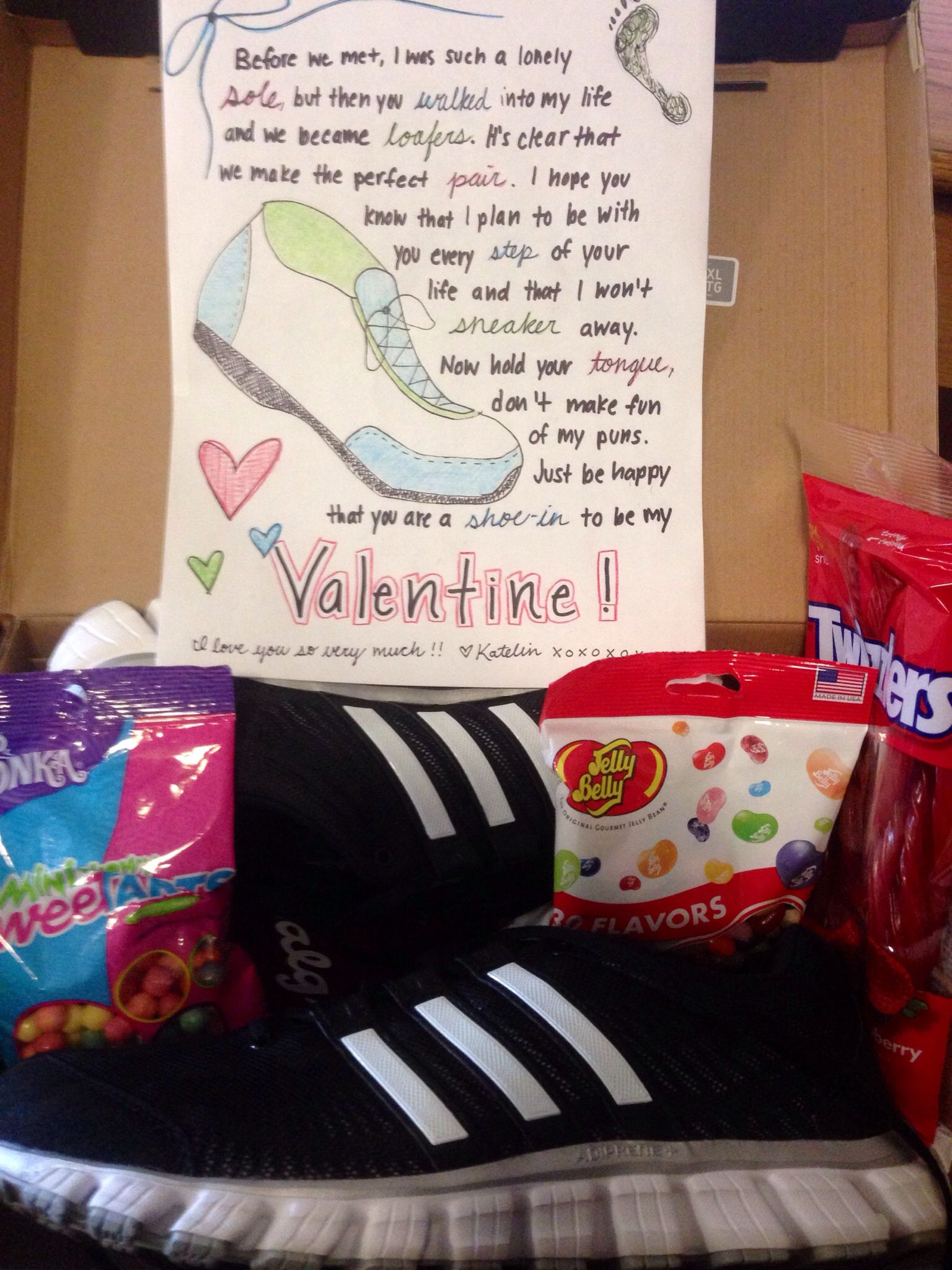 Valentine Gift Quot Before We Met I Was Such A Lonely Sole