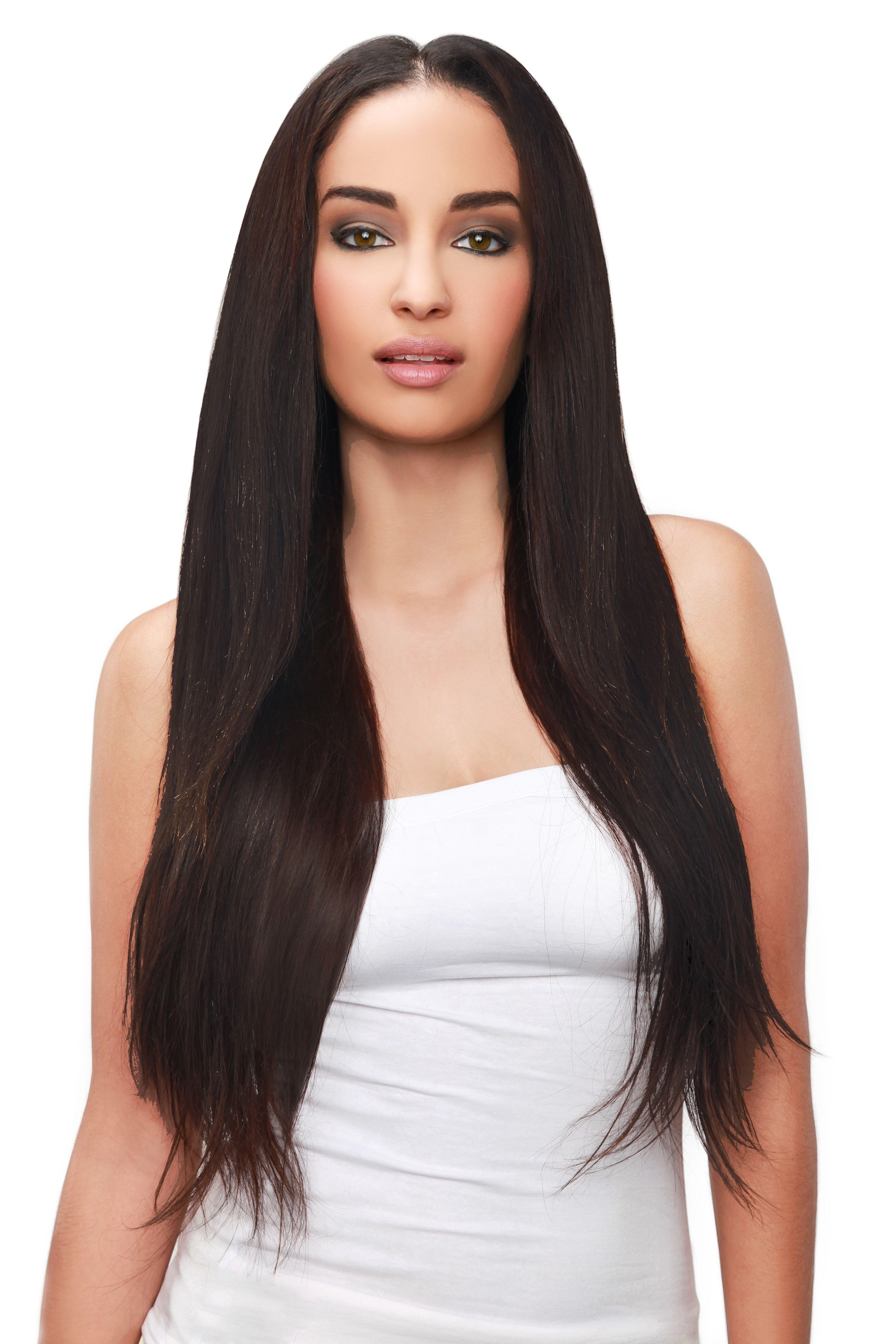Silky Straight Hair Extensions Eden Virgin Hair Luxurious Hair