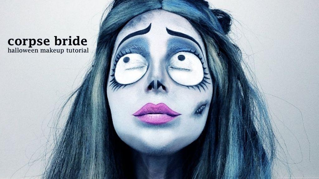 Corpse Bride Halloween Costume Diy.Tim Burton Halloween Costume Ideas Corpse Halloween Makeup