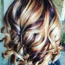 Image Result For Blonde Hair With Cherry And Chocolate Lowlights Colors FallUnique