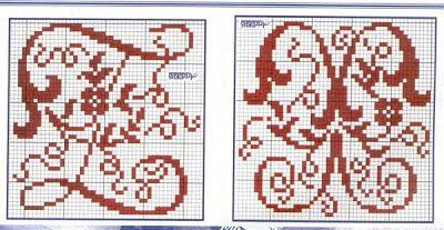 Filomena Crochet e Outros Lavores: - Alfabeto em ponto cruz