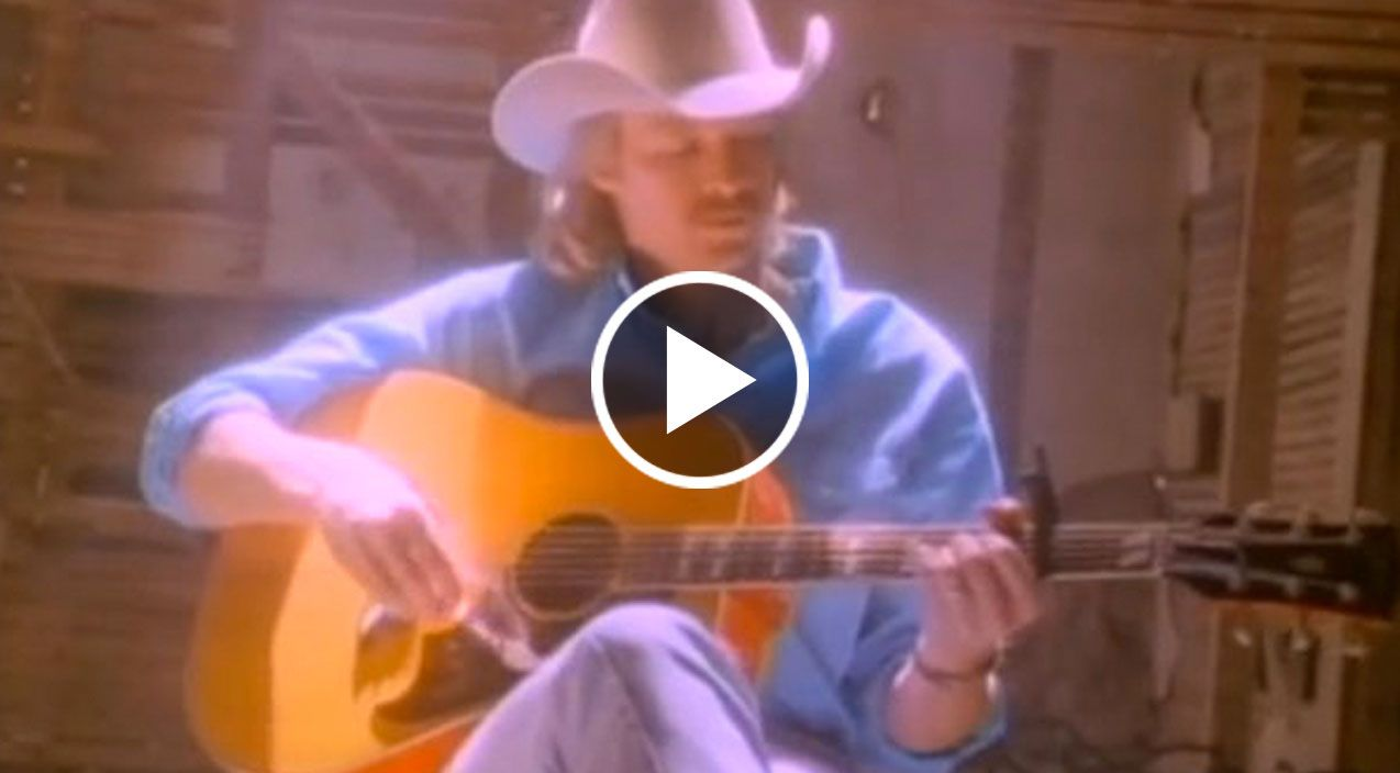 Alan Jackson Wanted Watch Country Music Lyrics Country