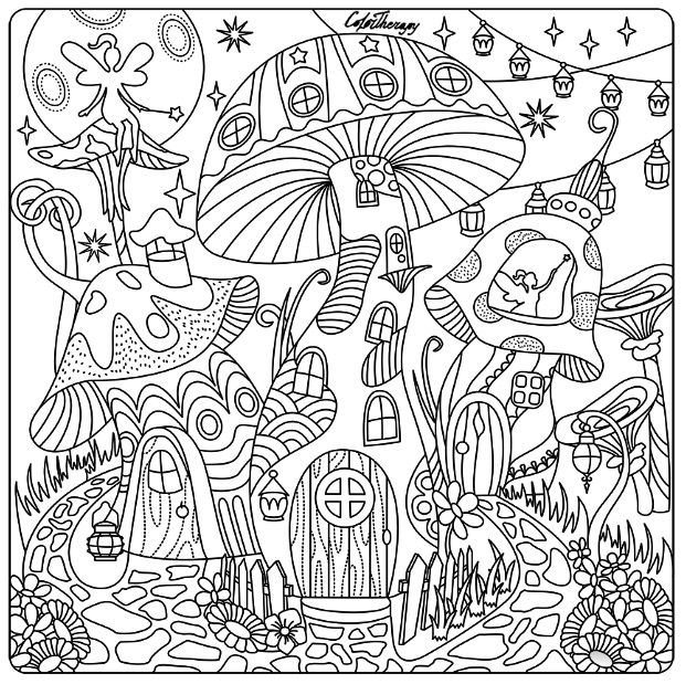Unique Free Coloring Book Apps