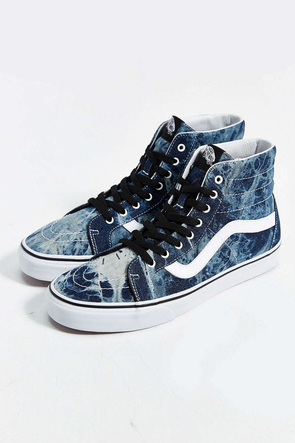 c7e371e63e3 Vans Sk8 High-Top Reissue Acid Wash Men s Sneaker
