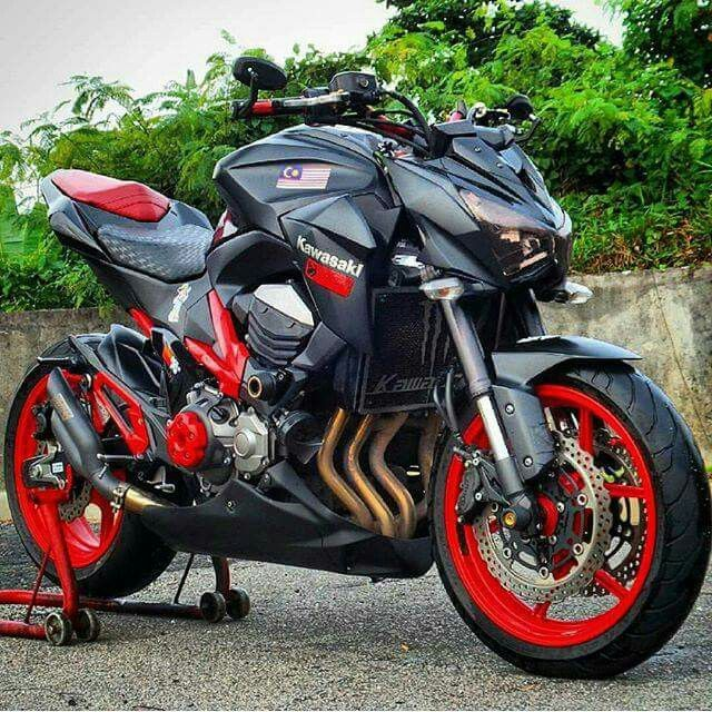 Red N Black Perfect Combo Motorcycle Moto Bike Cool Bikes