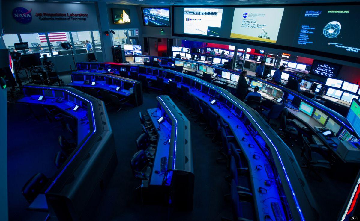 mars rover control room - photo #46