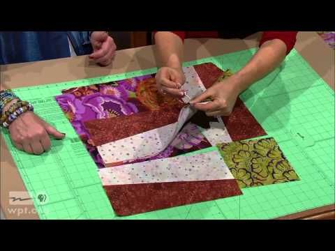 Sew Big Quilt Blocks (Part 2 of 2) - SEWING WITH NANCY - YouTube ... : youtube quilting ideas - Adamdwight.com