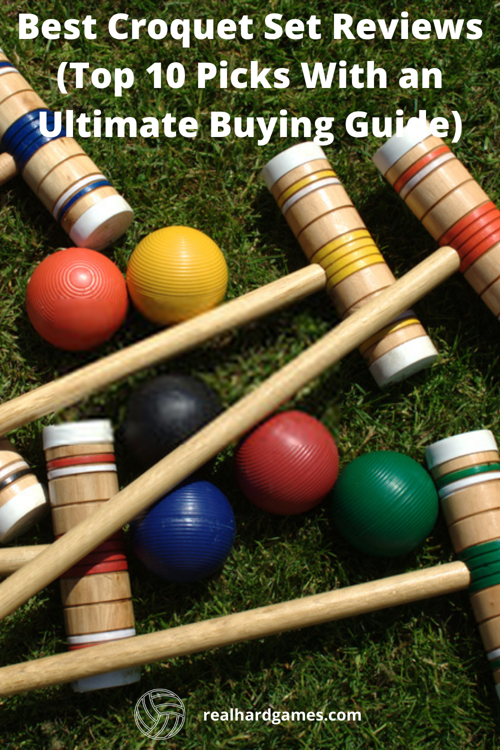 Best Croquet Set Reviews Top 10 Picks With An Ultimate Buying Guide Croquet Hard Game Could Play