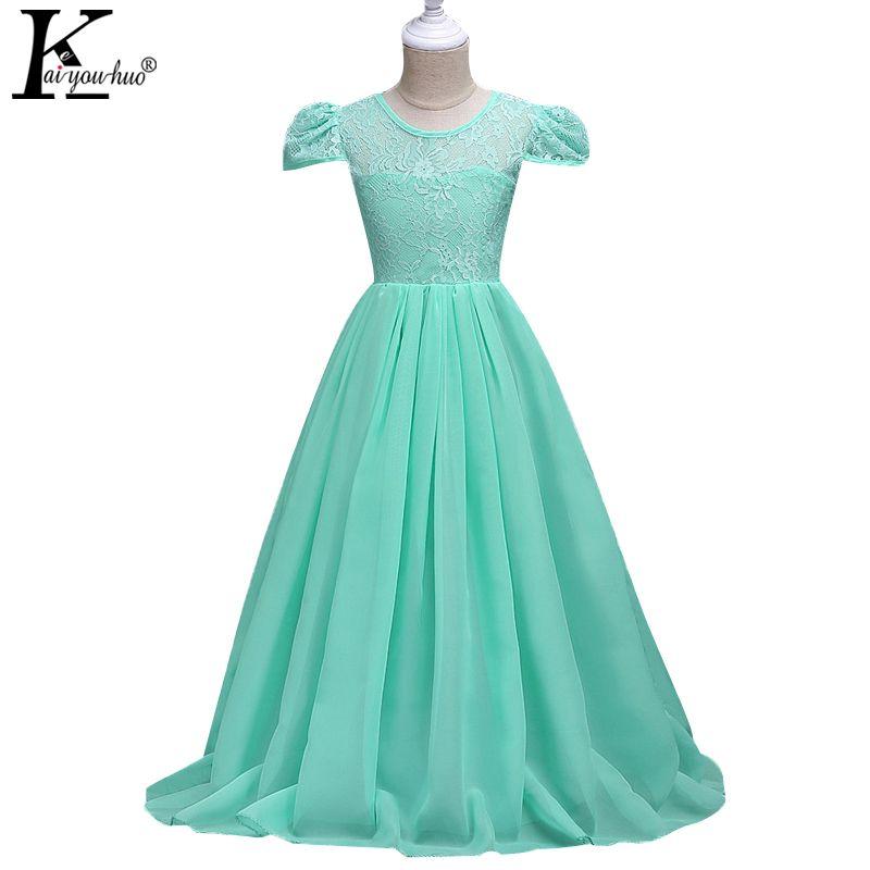 Christmas Dress 2017 Dresses For Girls Clothes Vestidos Kids Costume Teenager  Wedding Dress 5 6 7 8 9 10 11 12 13 14 15 16 Year 1af3d5090a75
