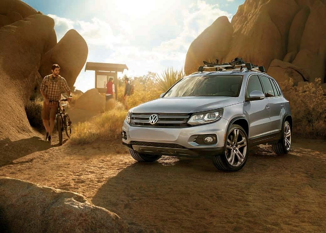Great Image Result For Volkswagen Tiguan With Ski Rack