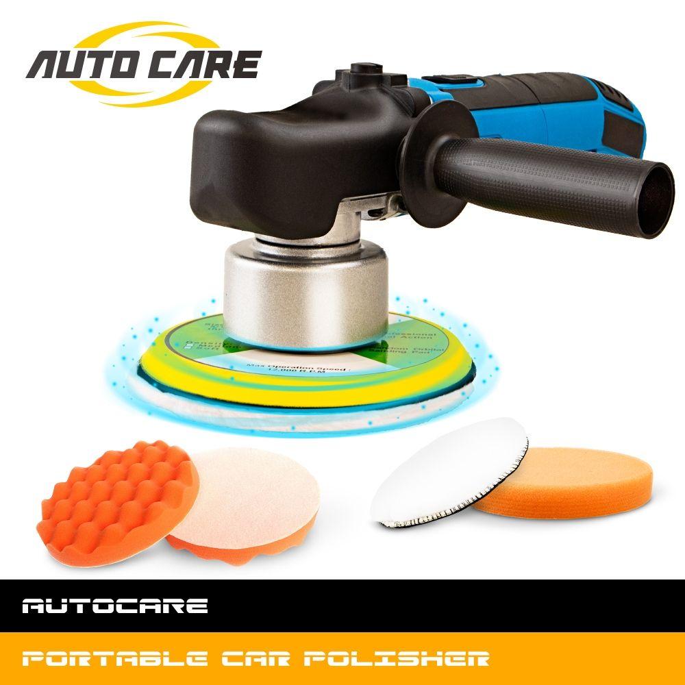 Auto Care Wheel Diameter Range 150mm Waxing Kit Wax Car