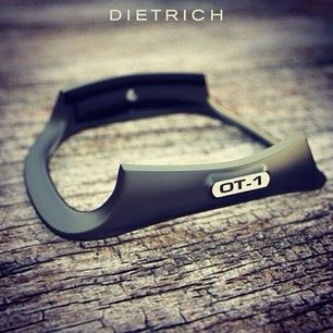Dietrich | The frame of the Organic Time 1.  #dietrich #watch #design