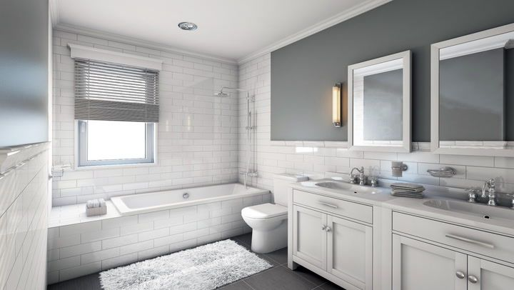 5 Luxe Bathroom Renovations That Won't Flush Your Money Away Fascinating Bathroom Remodel Return On Investment Decorating Design