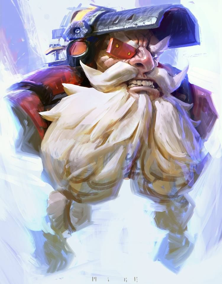 overwatch fanart torbjorn game art in 2018 pinterest overwatch