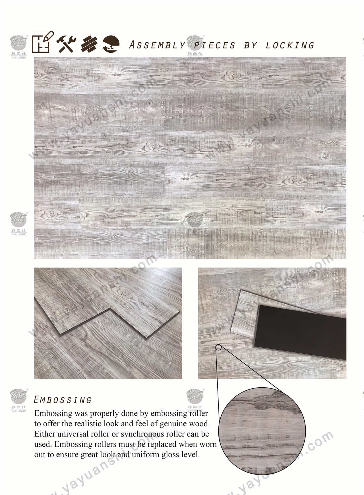 Expert Of Pvc Flooring Ceiling And Wall Panel Pisos Piso