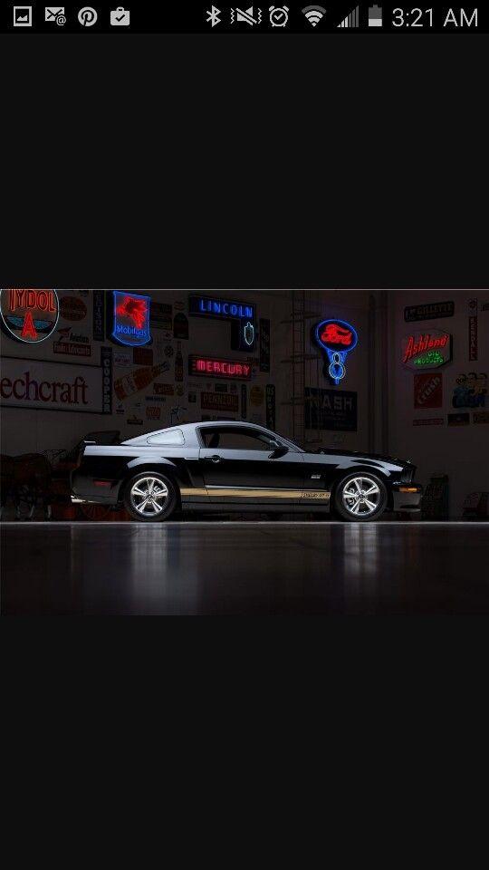 Shelby Hertz Mustang