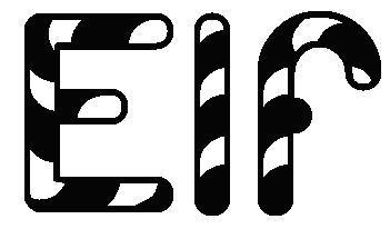 christmas fonts christmas font generator