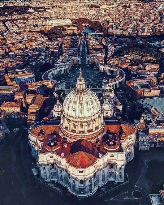 Vaticaanstad 13: Ga Erg Vroeg In De Ochtend Of Op Minder