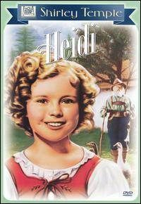 Heidi With Shirley Temple Shirley Temple Pinterest