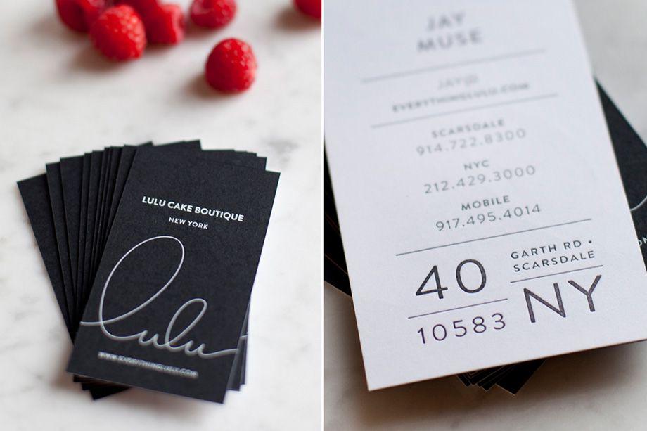 Beautiful and Elegant Branding for Lulu Cake Boutique | Branding ...