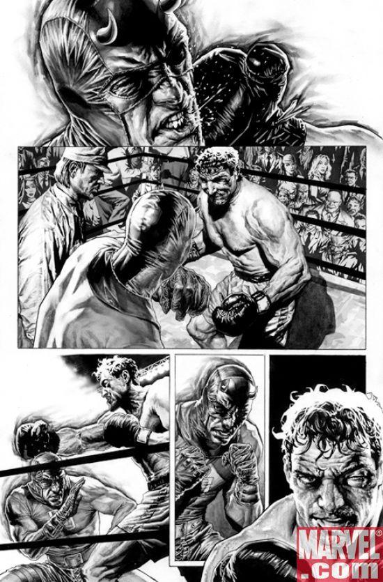 DAREDEVIL #100 pg 27