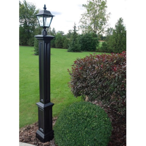 Mayne Path Landscape Light Parts Signature Lamp Post Wh With Mount 5835 W Lamp Post Lights Outside Lamp Post Outdoor Post Lights