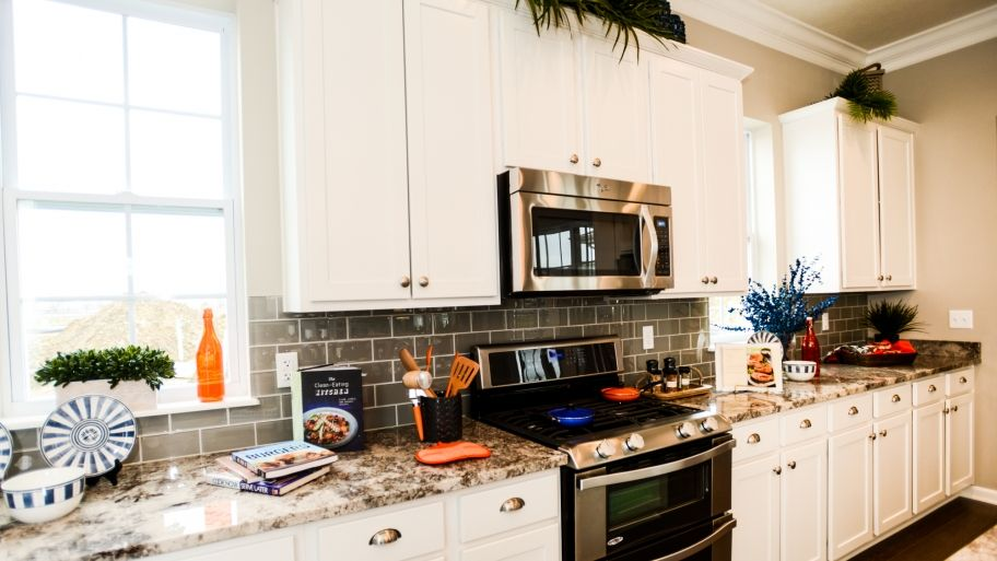 An Over The Range Microwave Can Save You Valuable Counter E And