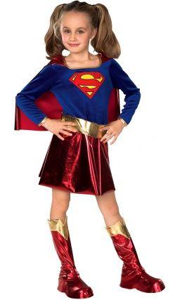 0913e71d85bff7 Deguisement Supergirl™ - Enfant   Déguise toi   Pinterest   Costumes ...