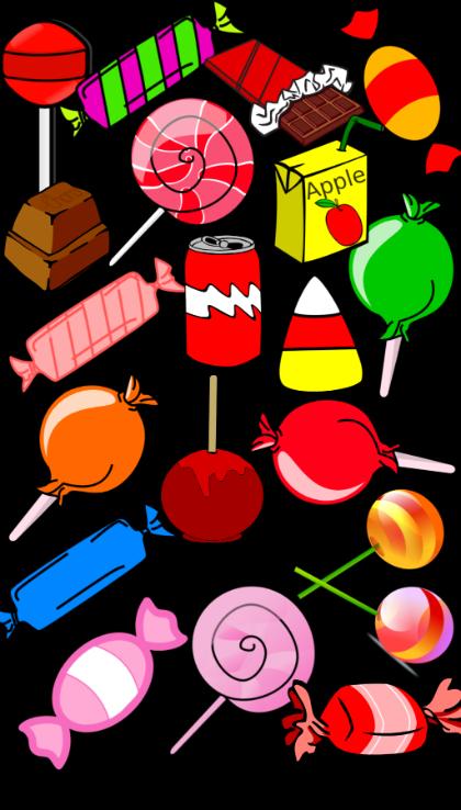 Candy Rhythms Koosh Ball SmartBoard Game | Holiday/Seasonal Music