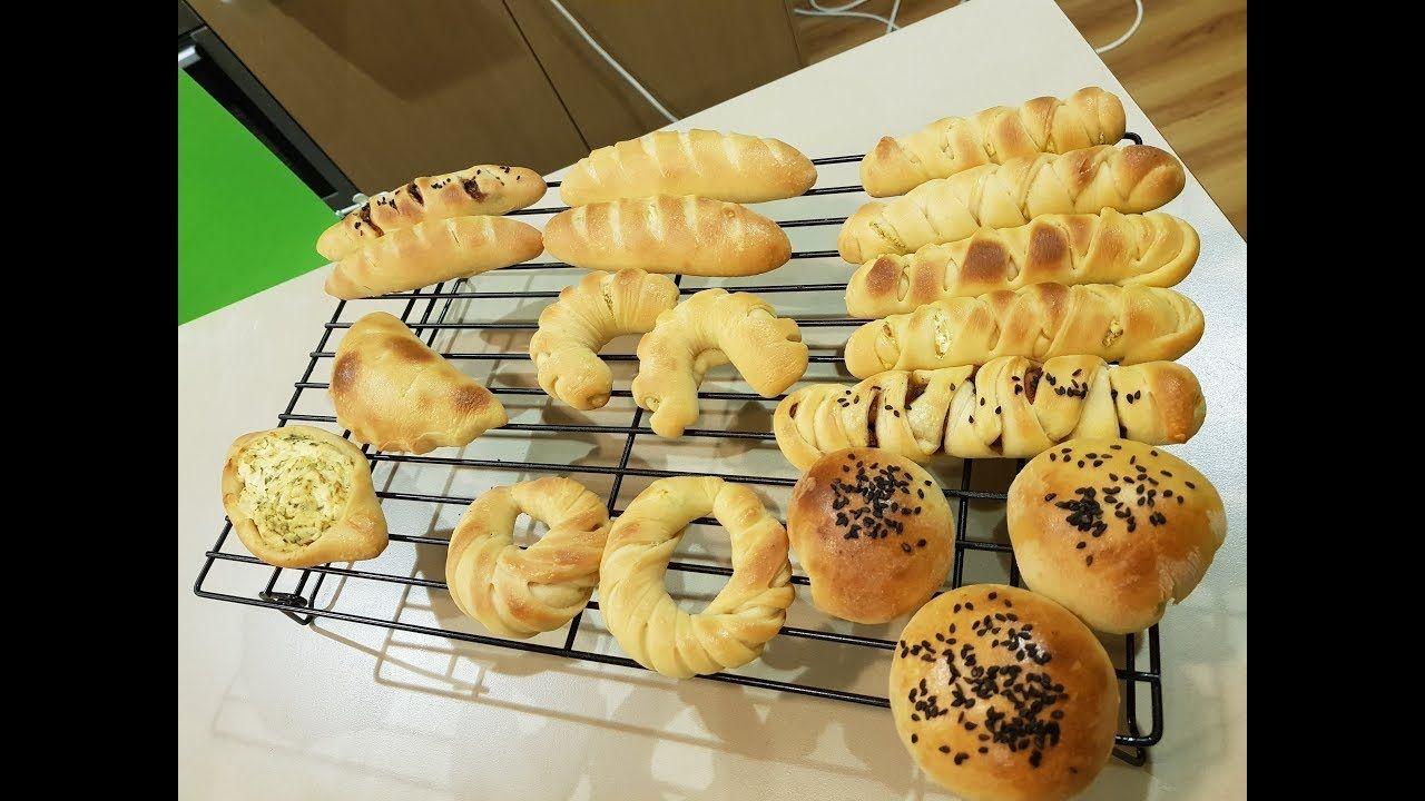 6 Different Shapes Of Pastry طريقة تشكيل 6 أشكال مختلفة من المعجنات Recipes Pastry Dough Recipe Yummy Food