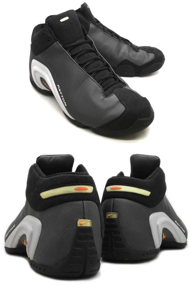 Nike Air Zoom Gary Payton II..had these in white. Best shoes ever