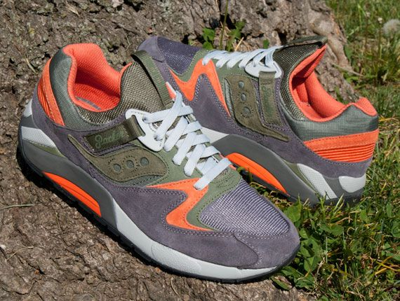 """Packer Shoes X Saucony Grid 9000 """"Trail Pack"""""""
