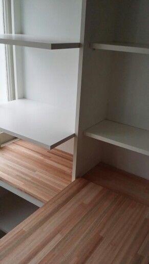 Módulo combinado / alacena   barra plegable / espacios reducidos ...
