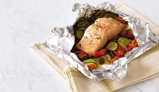 Photo of This Easy Cooking Method Means You'll Never Have Dried-Out Salmon Again