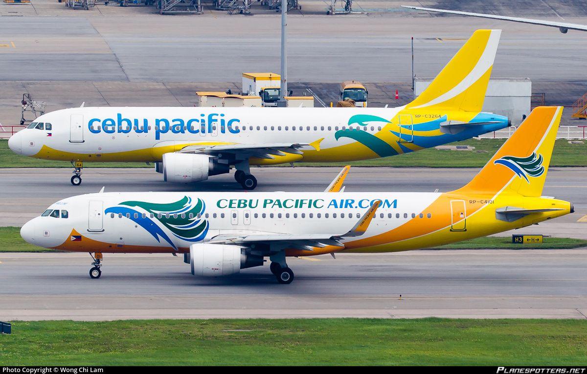 RP-C4101 CEBU Pacific Air Airbus A320-214(WL) | Airlines | Pinterest ...