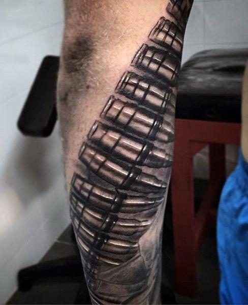 5a88b0270 100 Military Tattoos For Men - Memorial War Solider Designs | Tattos ...