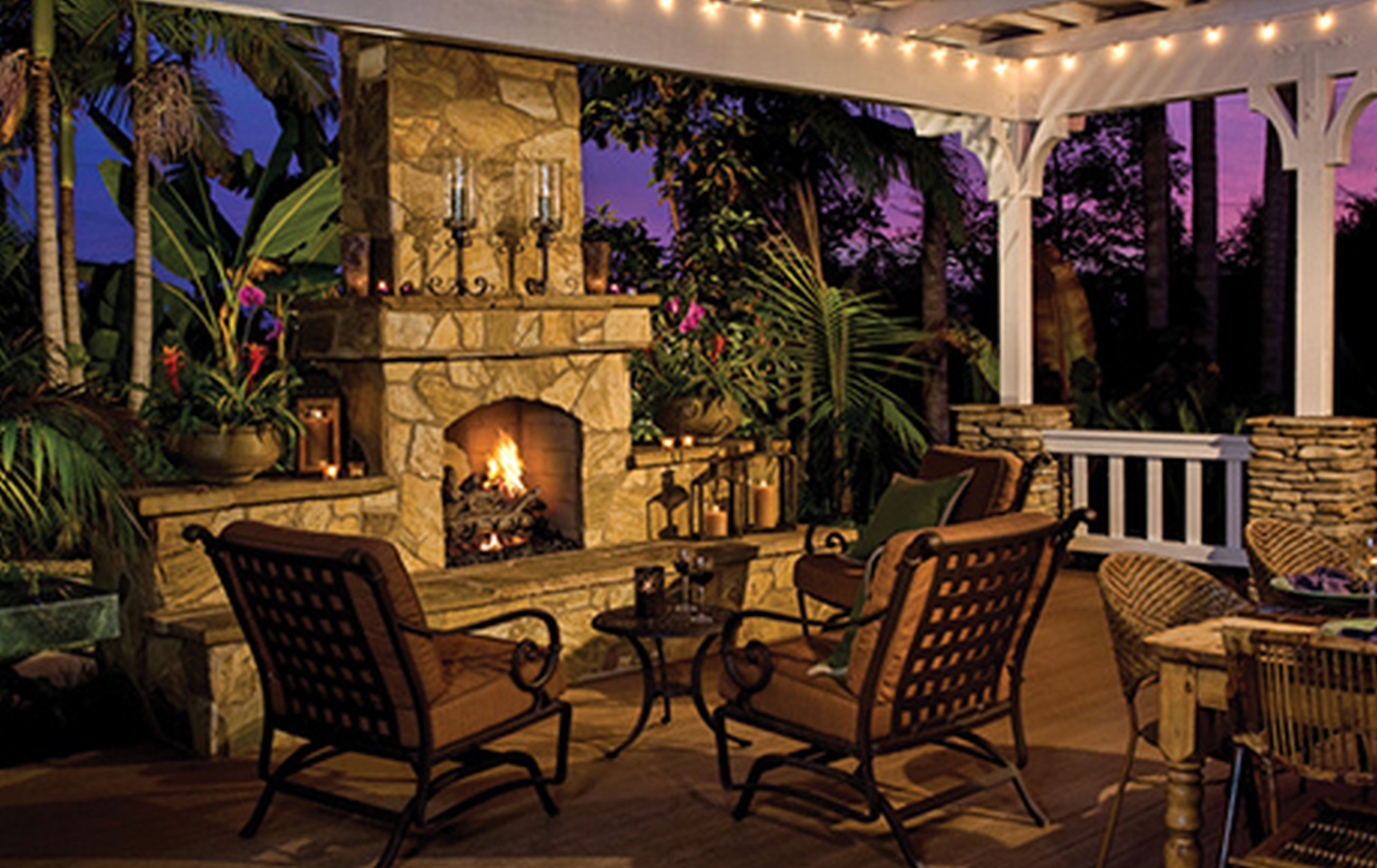 Simple Design Enchanting Fireplace Ideas With Stone Veneer ... on Simple Outdoor Brick Fireplace id=81812