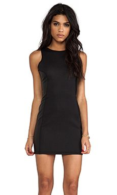 This Is A Love Song Eye Of The Tiger Dress In Black/black WAS $203.05 NOW $142.89 http://www.richgurl.com/linkout/1696281