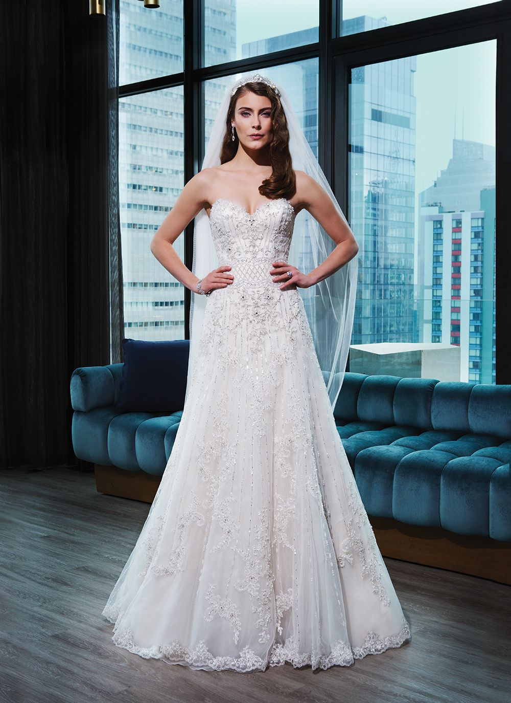 Justin alexander signature wedding dresses style tulle corded